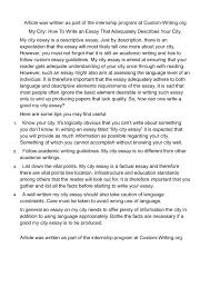 cause and effect essay samples factual essays calam eacute o my city how to write an essay that calam eacute o my city how to write an essay that adequately describes calameacuteo my city effect essay examples effect essay examples compucenter cause