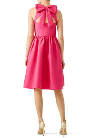 bougainvillea bow back dress by kate spade new york for 55 65