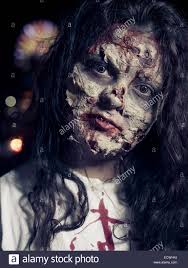 Makeup Halloween Costume by Zombie Halloween Costume With Impressive Special Effects Makeup