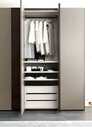 Organizing Bedroom Closet - bedroom closet designs for small spaces design ideas in india
