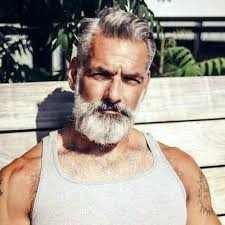 taming gray wiry hair a guide to silver grey hair for men the idle man