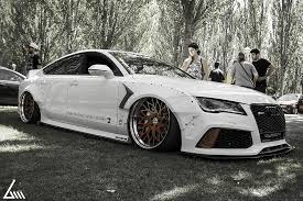 audi a7 kit audi rs7 tdi has rocket bunny kit air suspension and awesome