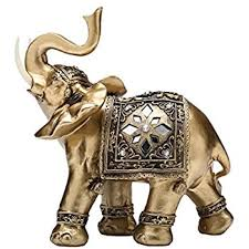eclectic elephant ring holder images Two piece loving elephants with heart sculpture jpg