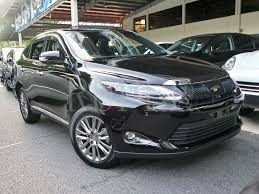 lexus harrier 2013 toyota harrier premium advance