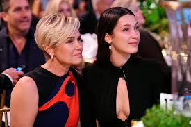 yolanda foster hair style who is bella hadid 10 things you need to know about the model of