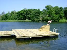 Pontoon Boat Design Ideas by Image Floating Water Deck Google Search River Deck And