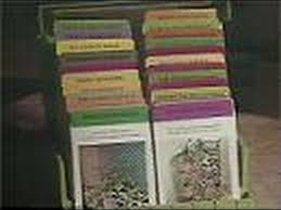 wildlife treasury cards the greenhouse cards commercial 1981