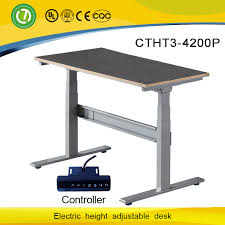 Portable Reception Desk Ergonomic Reception Desk Adjustable Height Standing Desk Electric