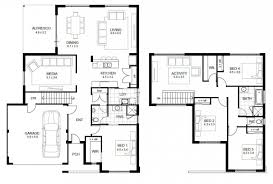 5 bedroom house plans 1 story inspired with bedrooms home