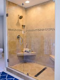 Bathroom Shower With Seat Photo Page Hgtv