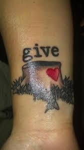 best 25 giving tree tattoos ideas on giving tree