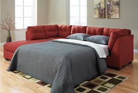Sleeper Chaise Sofa Tourdecarroll Com Sleeper Sofa