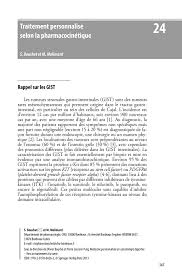 Sample Respiratory Therapy Resume by Traitement Personnalisé Selon La Pharmacocinétique Springer
