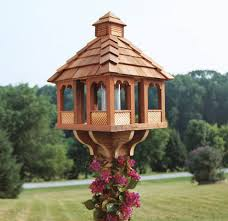 Cool Bird House Plans Cool Bird Feeder Gazebo 37 Gazebo Style Bird Feeder Plans Achla