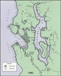 Maps Seattle Seattle Downtown Metro Map U2022 Mapsof Net