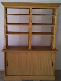 Display Hutch Rustic Wood Retail Store Product Display Fixtures U0026 Shelving