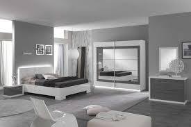 chambre à coucher blanc et noir confortable chambre a coucher noir et blanc chambre coucher mur