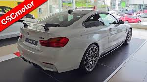 bmw m4 stanced bmw m4 cs 2017 revisión rápida youtube