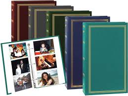 refillable photo albums 4x6 photo albums 3 photos per page refillable pioneer stc 46 3
