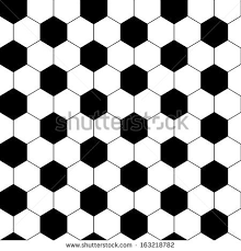 soccer wrapping paper abstract black white geometric chevron seamless stock vector