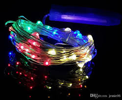 micro led christmas lights party decoration micro copper led seed vine vase lights wedding
