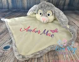 Baby Blanket Comforter Bunny Comforter Etsy