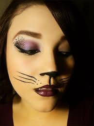 Cute Halloween Makeup Ideas Cute Halloween Makeup Ideas Maquillaje Halloween Gato Y