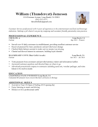 different types of resumes examples 103 resume writing tips and checklist resume genius resume includes your nickname 1 resume william thundercat bad basic