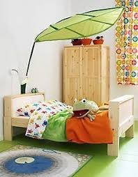 ikea lova leaf ikea löva lova green leaf children s bed canopy brand new in