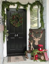 front porch christmas decorations 25 best christmas front porches ideas for the holidays