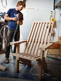 how to make a modern adirondack chair