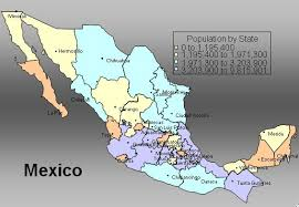 map of mexico cities mexico city centroids for mapland