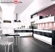 hochglanz küche schwarz weiße hochglanz küche