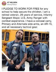 Ranger School Meme - i pledge to work for free know your meme