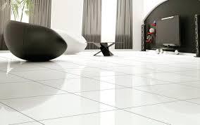 capella whitewhite gloss porcelain floor tile 600x600mm white