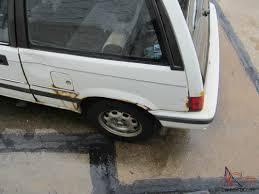 1989 Civic Si Honda Civic Si