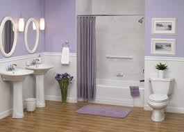 bathroom wainscoting ideas bathroom remodels dayton oh bath masters