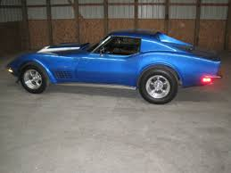 1972 corvette stingray 454 for sale 1972 chevrolet c3 corvette stingray 454 4 speed matching numbers