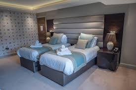 luxury spa breaks in lancashire north west england bedroom twin