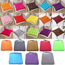 kitchen chair cushions ebay