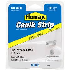 strip caulk cratem com shop homax tubs and walls caulk strip at lowes