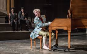 the second laird miscellany theater review nt live u0027s amadeus