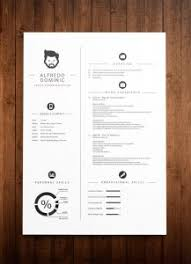 Simple Creative Resumes Free Resume Templates 85 Surprising Simple Eye Catching