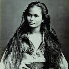 philipno men long hair 100 years of filipino men and women s beauty captured in vintage
