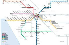 Metro La Map Here U0027s Metro U0027s Latest Plan For Speeding Up La Rail Projects