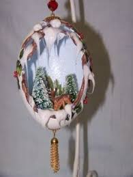 and goose egg ornament 45 00 via etsy
