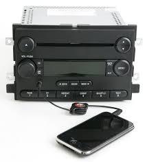 nissan altima 2005 aux ford 2005 to 2006 am fm cd radio modified w aux input