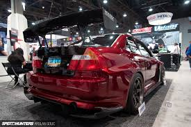 mitsubishi evo slammed the 2 door evo time attack style for the street speedhunters