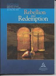 sabbath introduction u2013 rebellion and redemption sabbath net