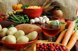 traditional thanksgiving day foods that are healthy cherry